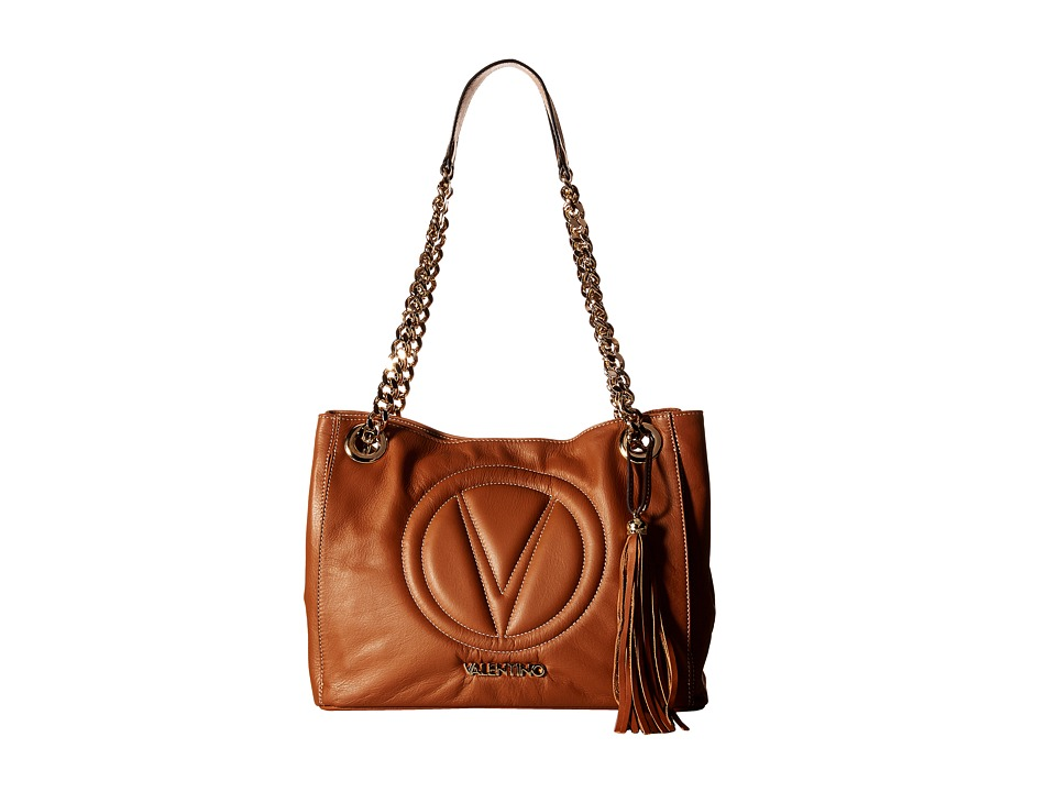 Valentino Bags by Mario Valentino - Luisa 2 (Whiskey) Handbags