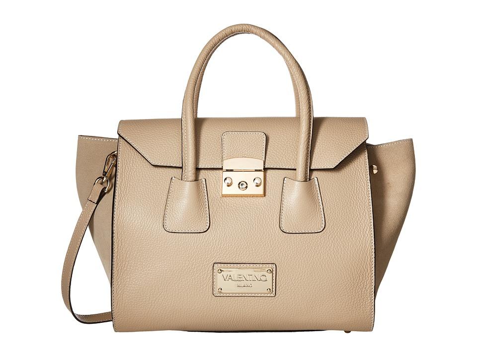 Valentino Bags by Mario Valentino - Brito (Caramello) Satchel Handbags