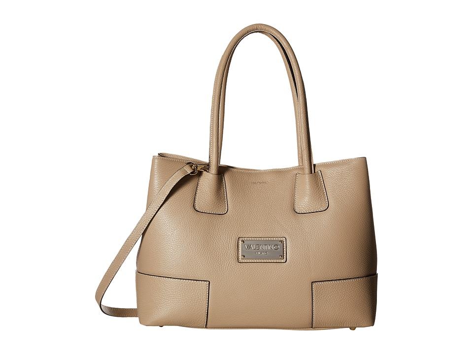 Valentino Bags by Mario Valentino - Beth (Caramello) Satchel Handbags