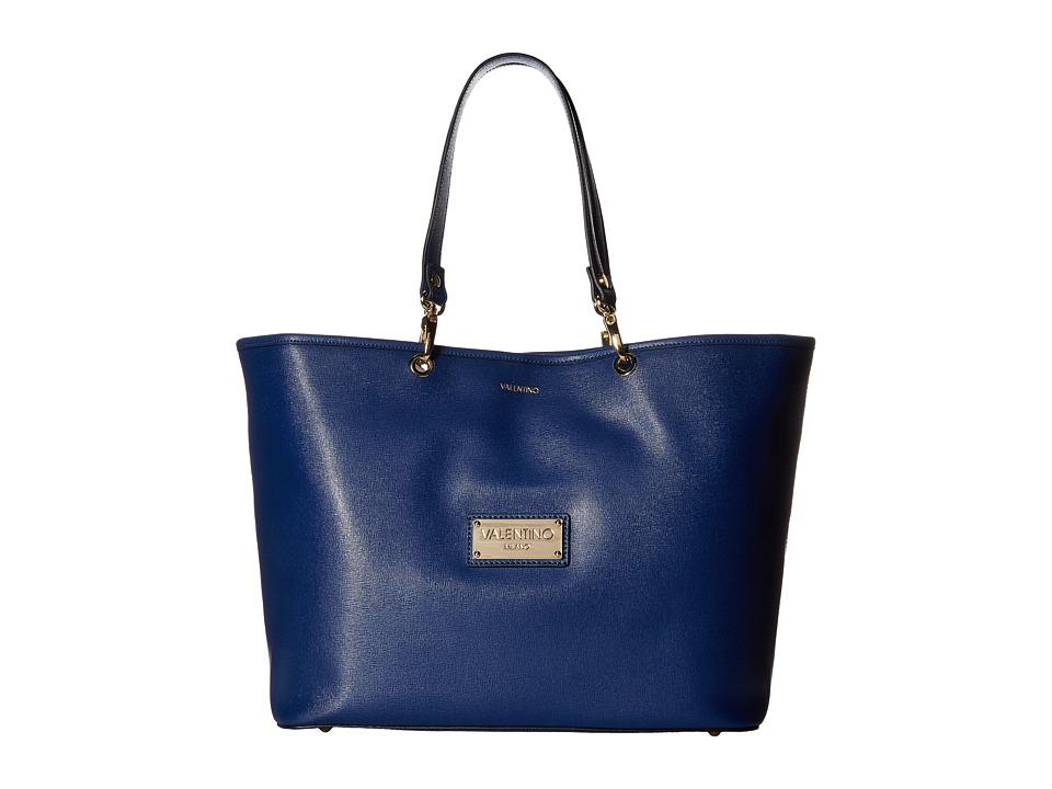 Valentino Bags by Mario Valentino - Siria (Blue Denim) Handbags