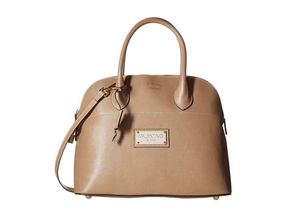Valentino Bags by Mario Valentino - Copia (Caramello) Satchel Handbags
