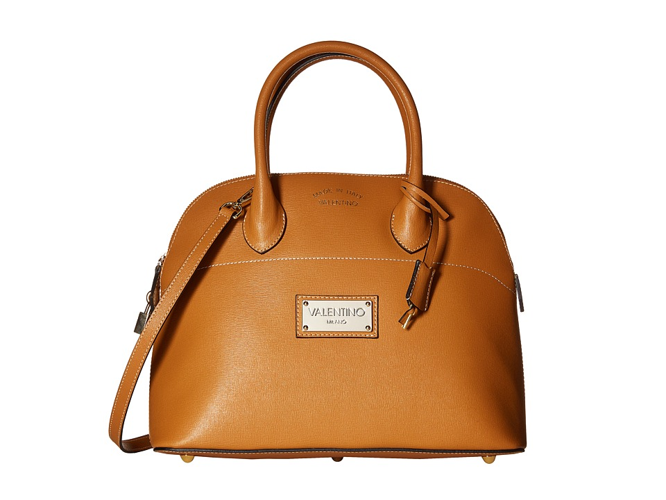 Valentino Bags by Mario Valentino - Copia (Whiskey) Satchel Handbags