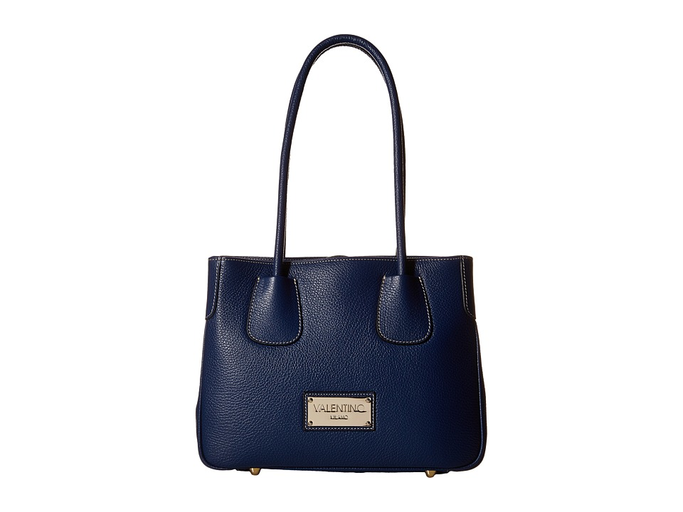 Valentino Bags by Mario Valentino - Lara (Blue Denim) Handbags