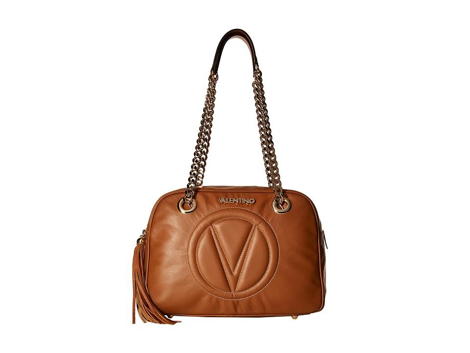 Valentino Bags by Mario Valentino - Madona (Whiskey) Handbags