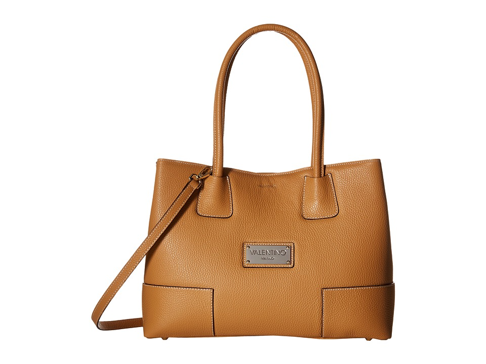 Valentino Bags by Mario Valentino - Beth (Whiskey) Satchel Handbags