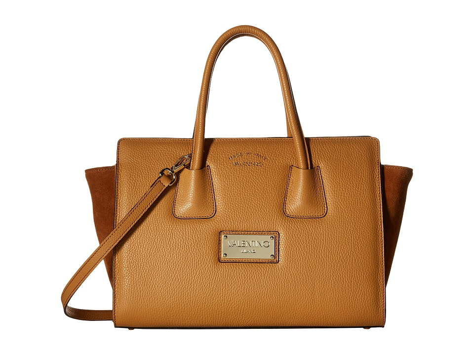 Valentino Bags by Mario Valentino - Kiria (Caramello) Handbags
