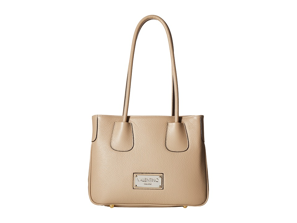 Valentino Bags by Mario Valentino - Lara (Caramello) Handbags