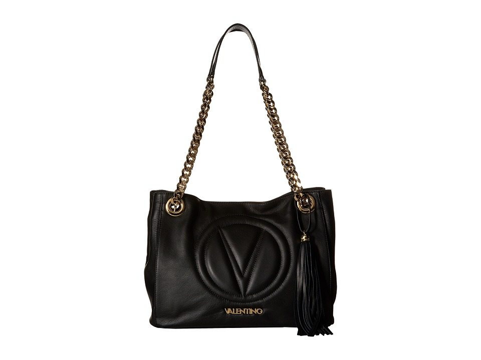Valentino Bags by Mario Valentino - Luisa 2 (Black) Handbags