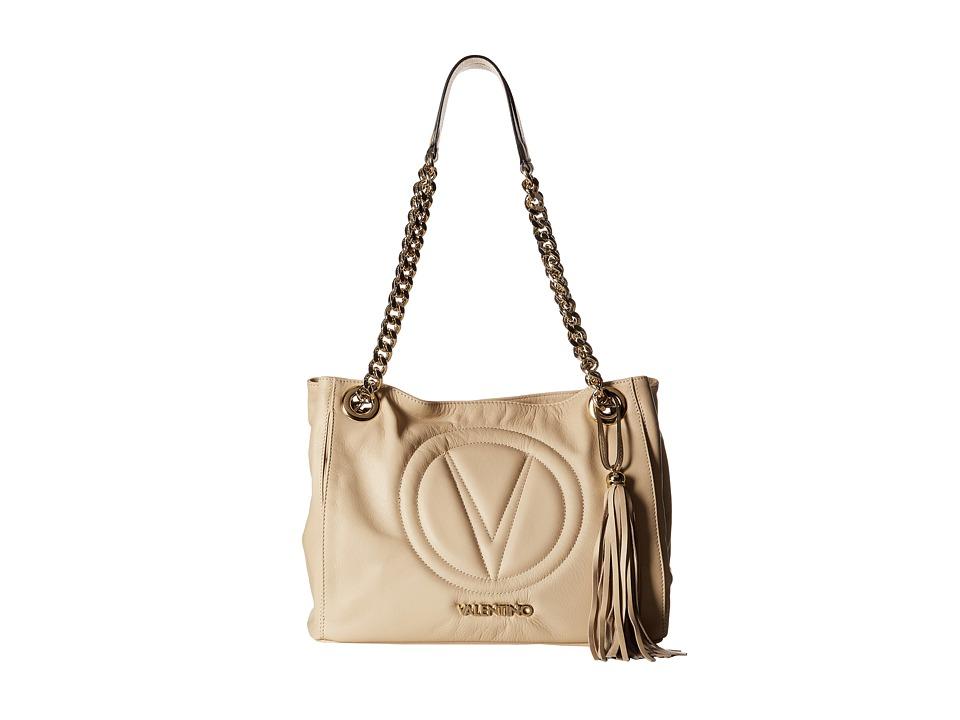 Valentino Bags by Mario Valentino - Luisa 2 (Cappucino) Handbags