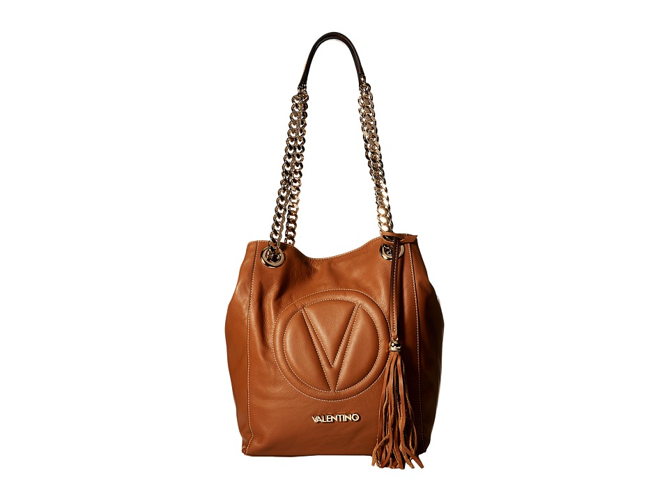 Valentino Bags by Mario Valentino - Bona (Whiskey) Handbags