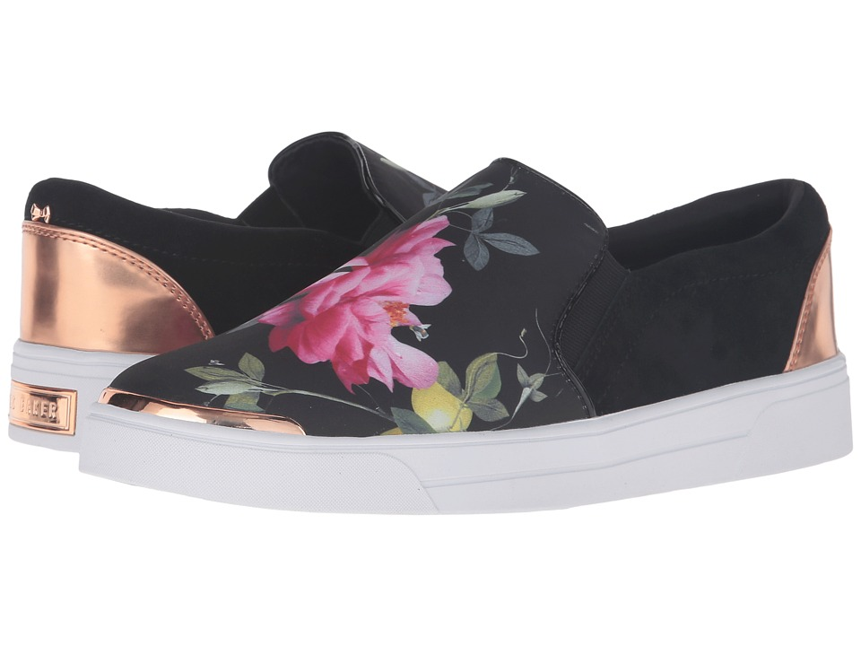 Ted Baker - Heem (Citrus Bloom Satin) Women's Shoes