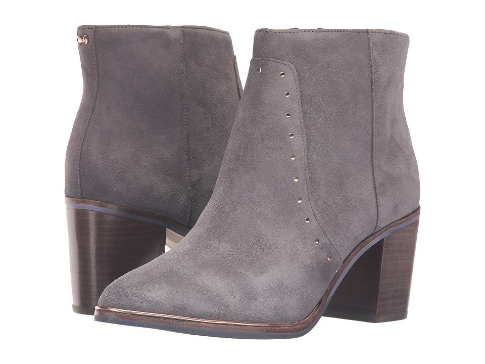 Ted Baker - Takil (Dark Grey Suede) Women's Boots