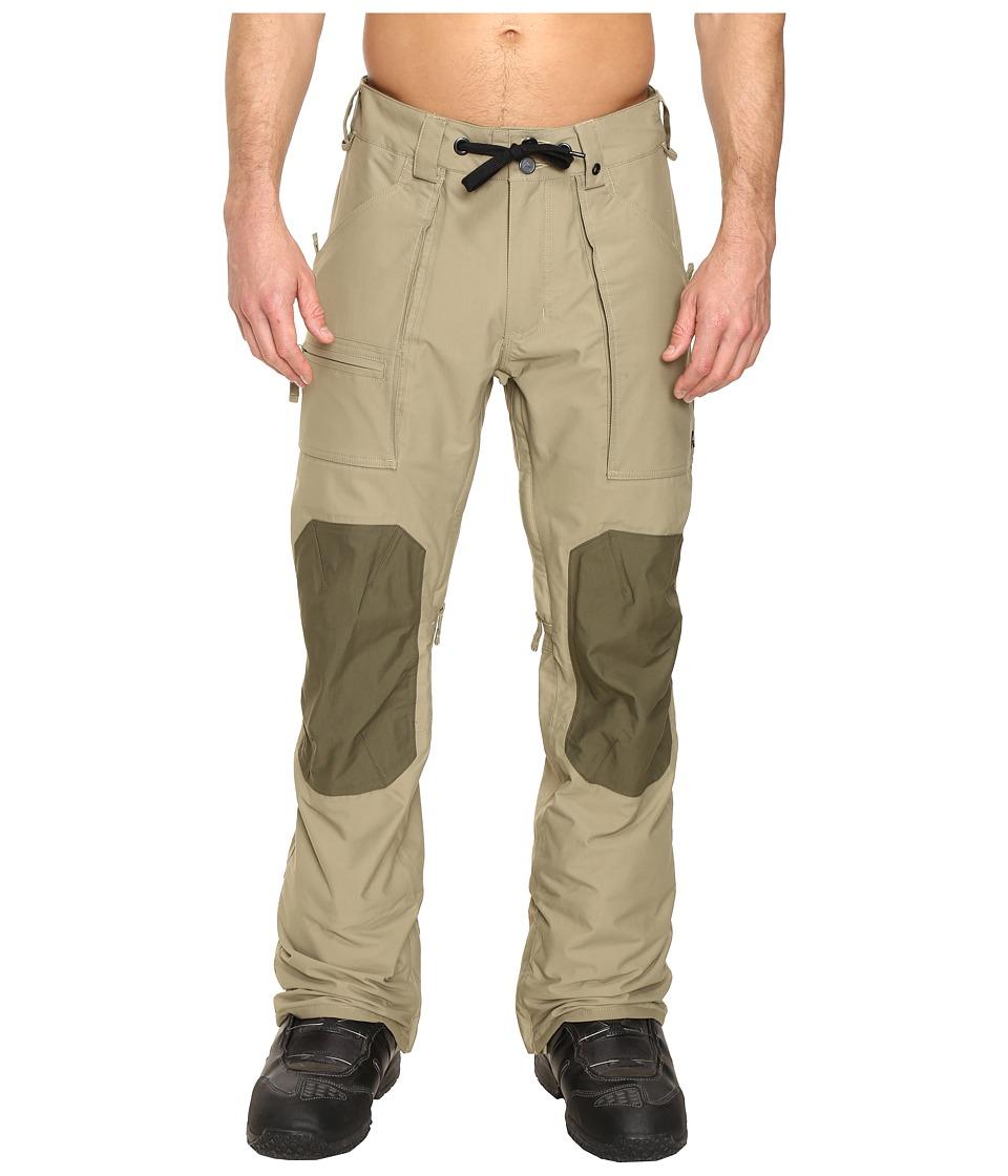 Burton - Southside Pant (Rucksack/Keef) Men's Outerwear