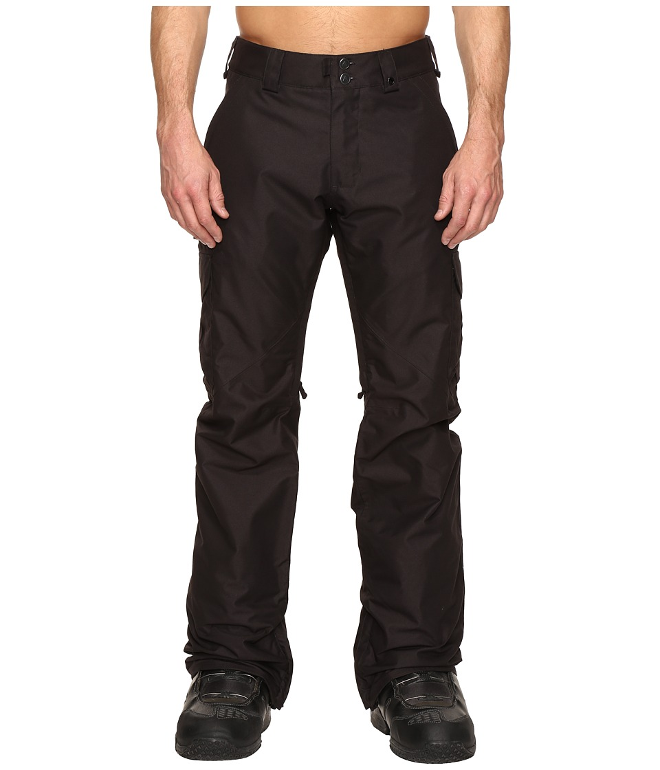 Burton - Cargo Pant-Tall (True Black 2) Men's Outerwear