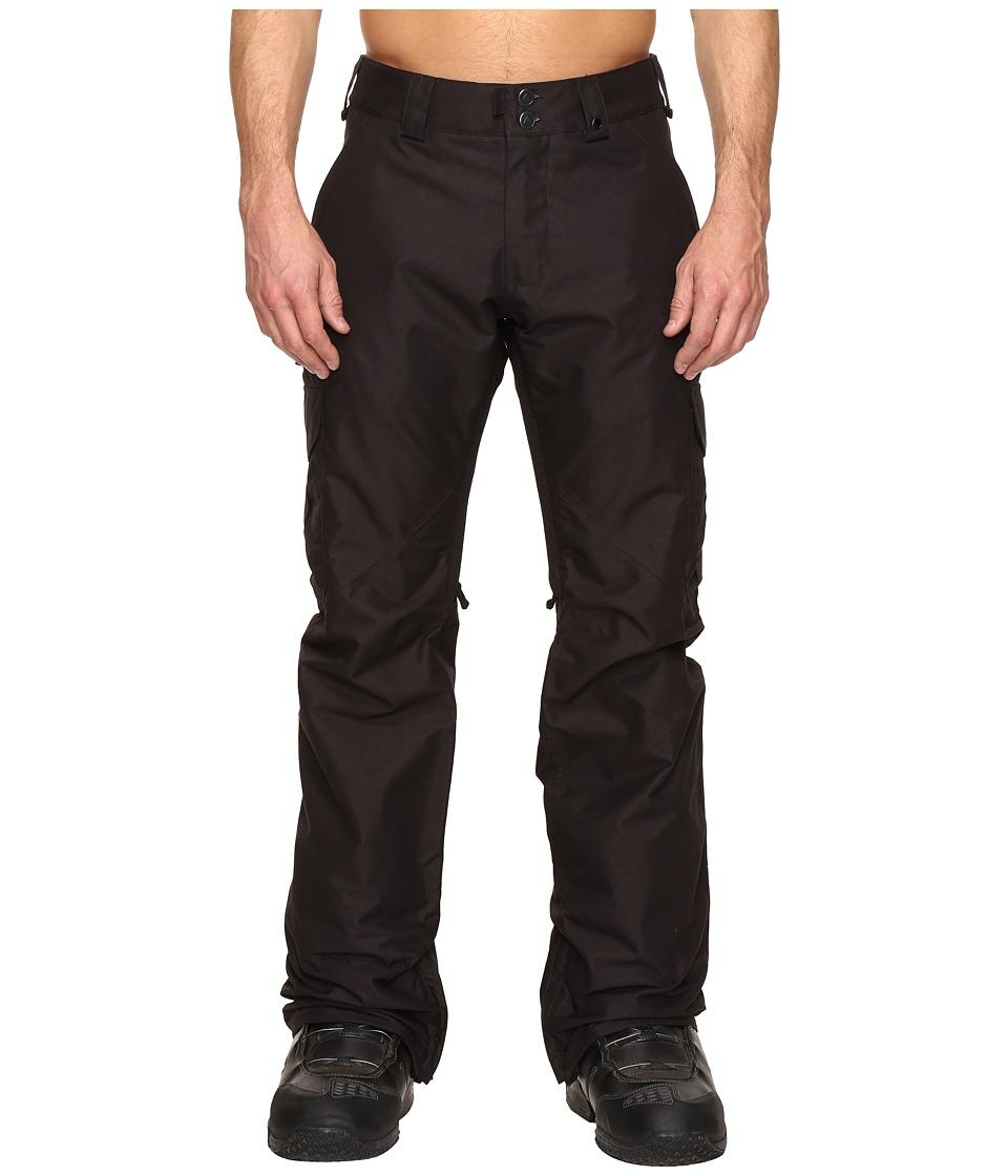 Burton Cargo Pant-Tall (True Black 3) Men