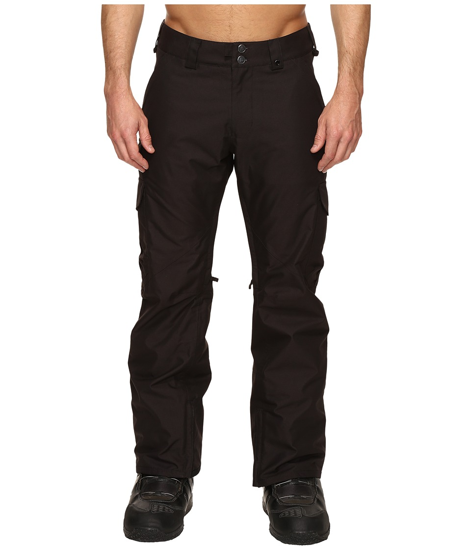 Burton - Cargo Pant (True Black 1) Men's Outerwear