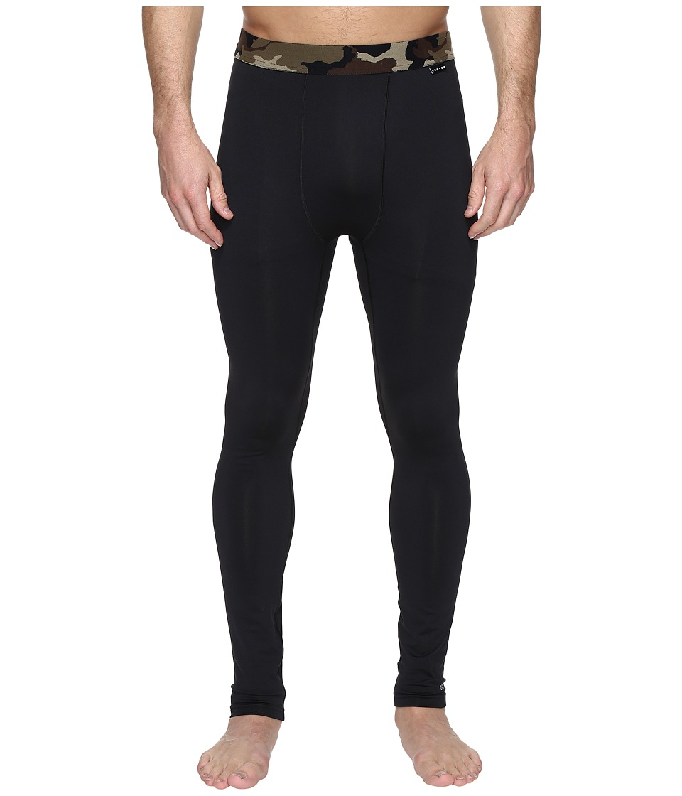 Burton Active Tights (True Black) Men