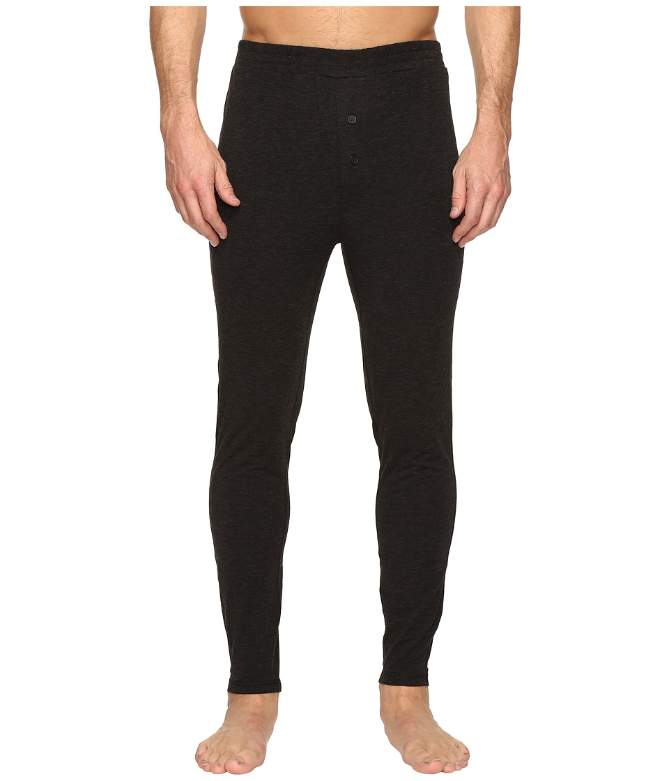 Burton - Midweight Wool Pants (Black Heather) Men's Casual Pants