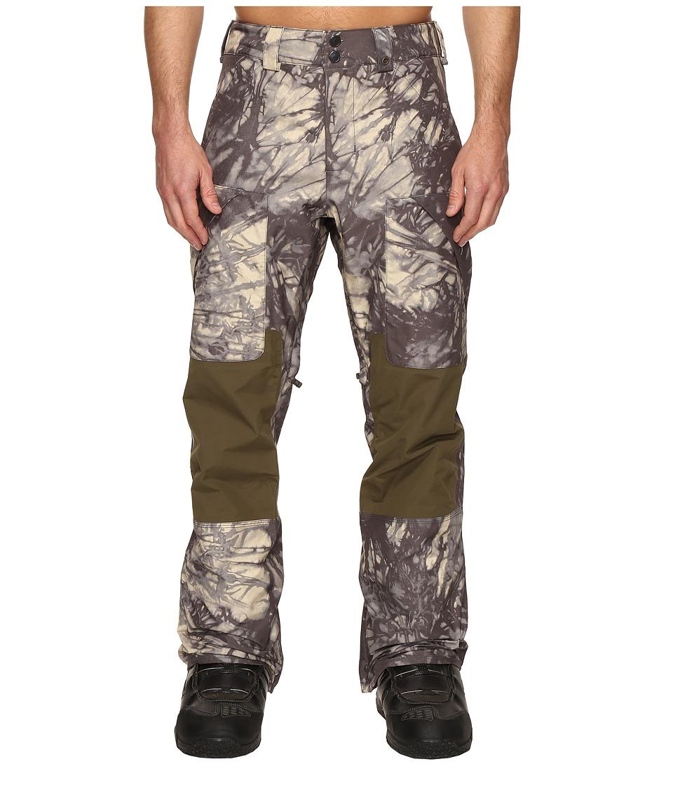 Burton - GORE-TEX Drifter Pants (Tie-Dye Trench/Keef) Men's Casual Pants