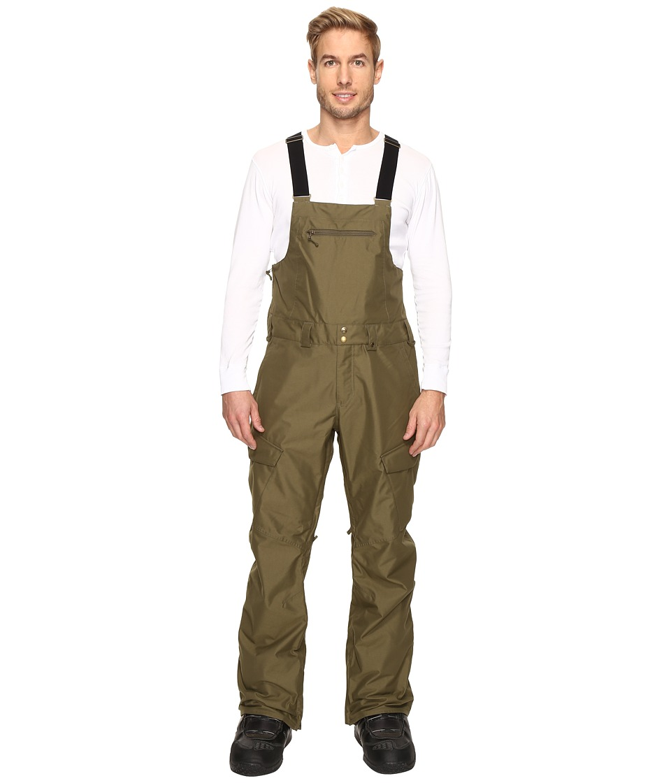 Burton - Reserve Bib Pant (Keef) Men's Snow Bibs One Piece