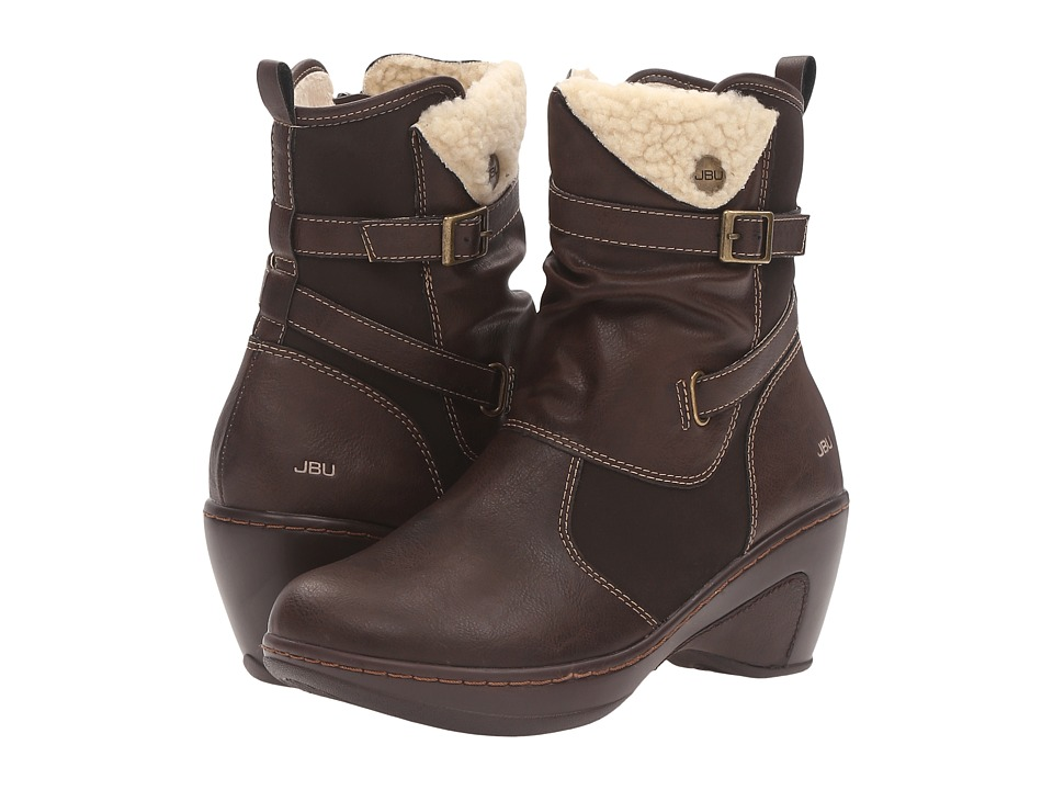 JBU - Sandalwood (Brown) Women's Boots