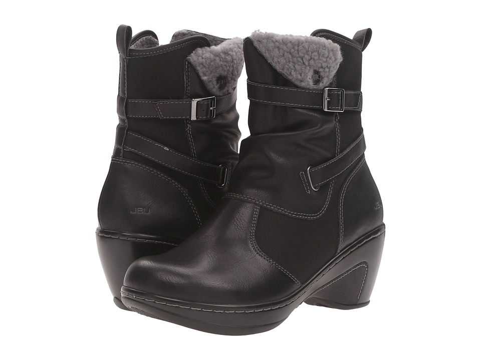 JBU - Sandalwood (Black) Women's Boots