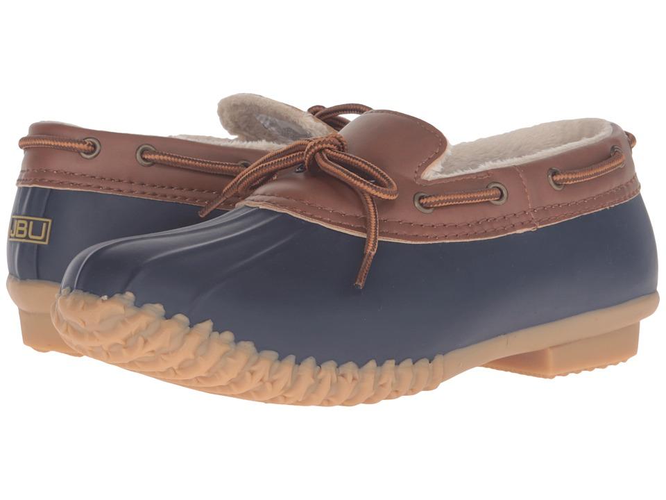 JBU - Gwen (Navy) Women's Slip on Shoes