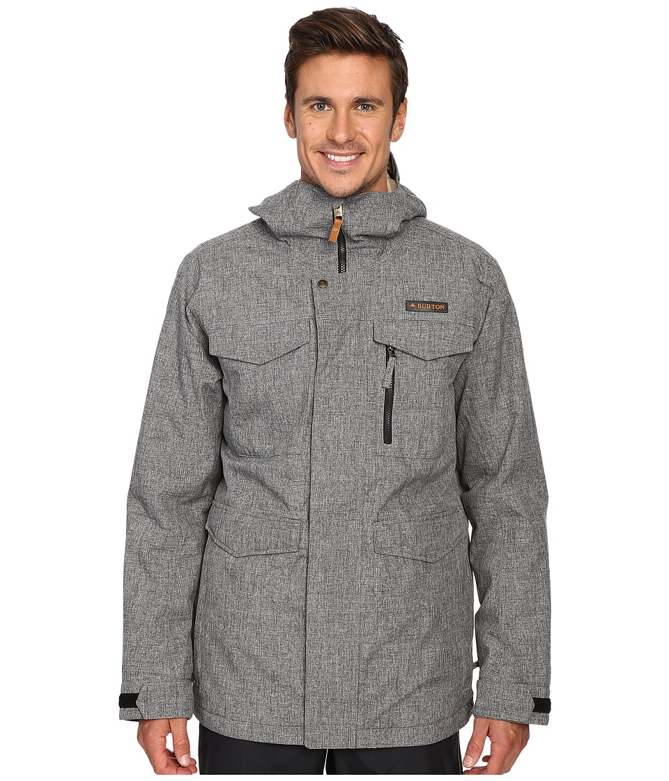 Burton - MB Covert Jacket (Bog Heather 2) Men's Coat