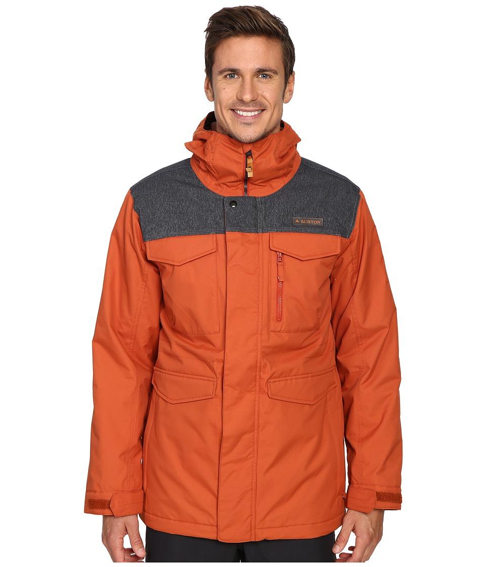 Burton - MB Covert Jacket (Picante/Denim) Men's Coat