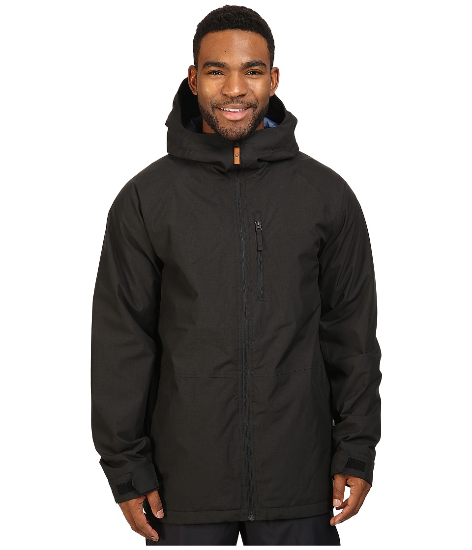 Burton - Hilltop Jacket (True Black) Men's Coat