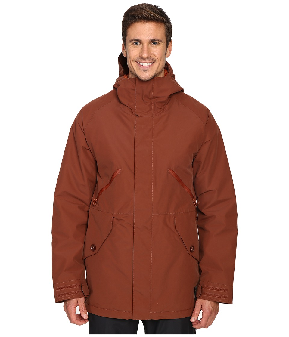 Burton - Breach Jacket 15 (Matador) Men's Coat