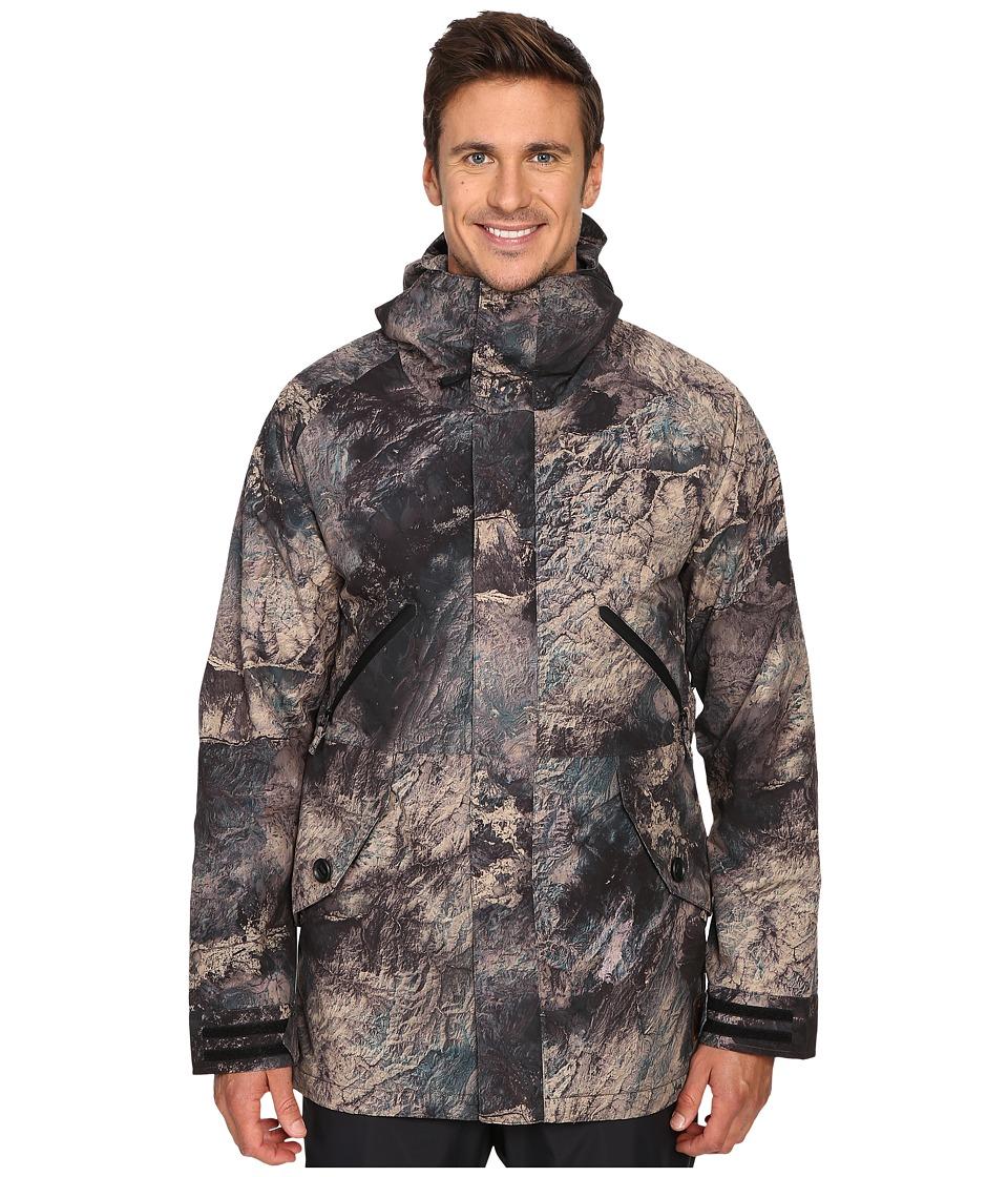 Burton - Breach Jacket 15 (Earth) Men's Coat
