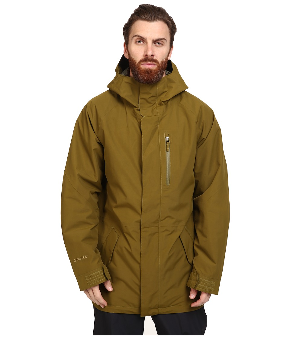 Burton - Radial Jacket (Fir) Men's Coat