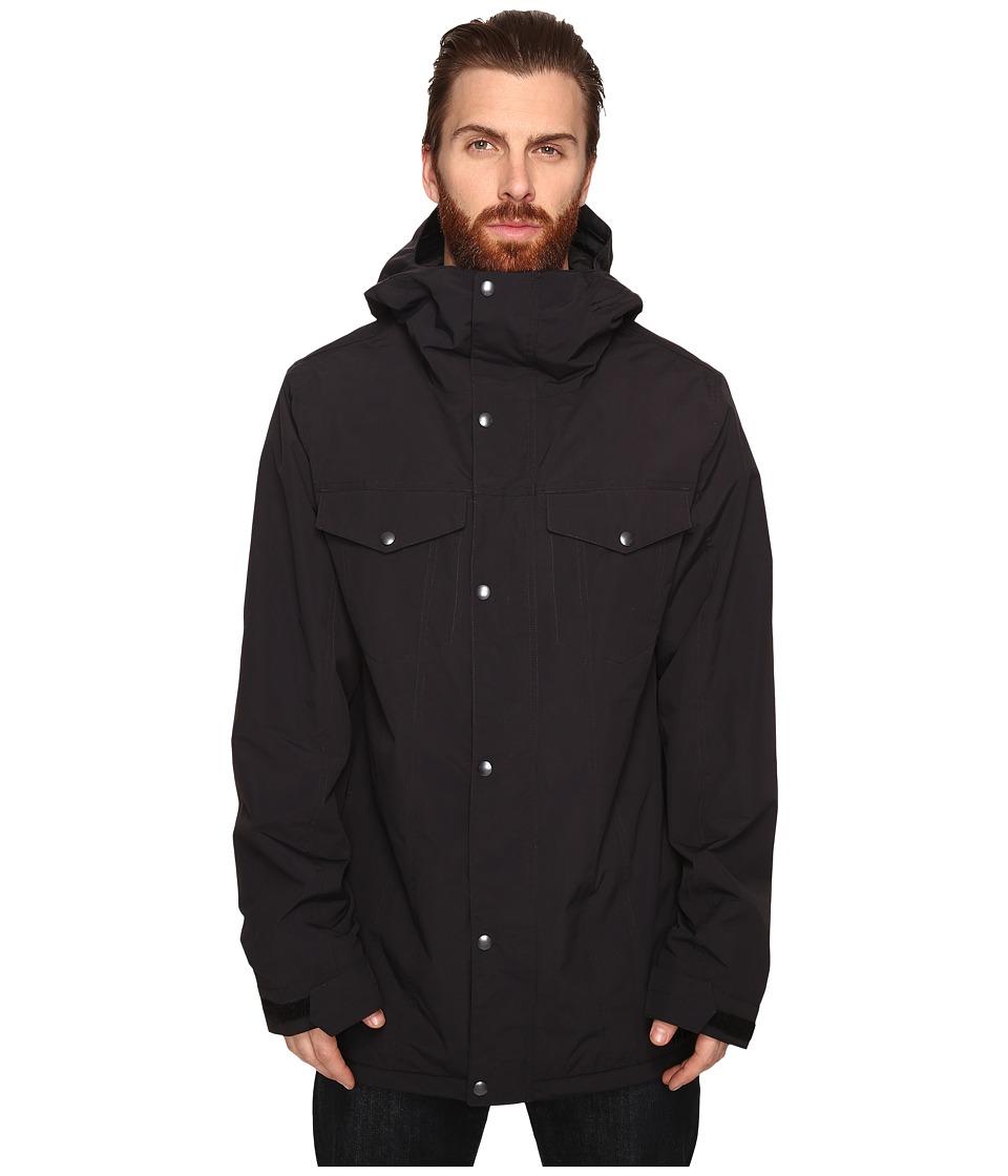 Burton - TWC Greenlight Jacket (True Black 1) Men's Coat
