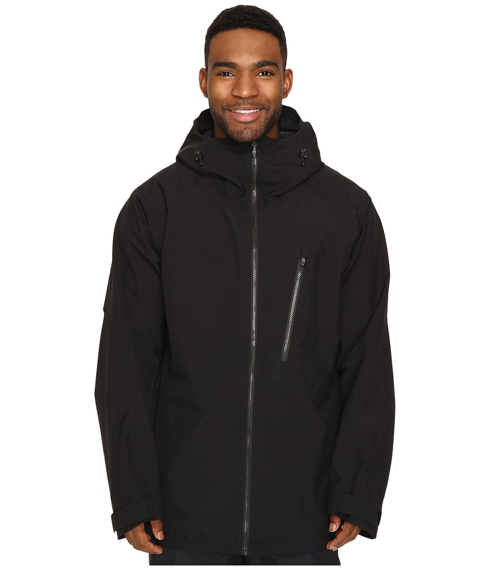Burton - [ak] 2L Cyclic Jacket (True Black 2) Men's Coat