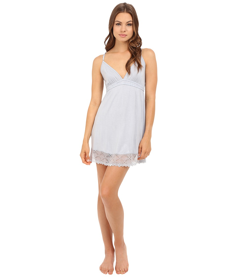 Only Hearts - Venice Chemise (Silver) Women's Pajama