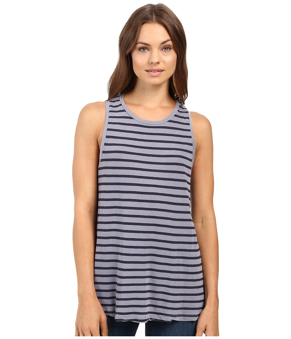 Splendid - Sequoia Tank Top (Smokey Blue) Women's Sleeveless