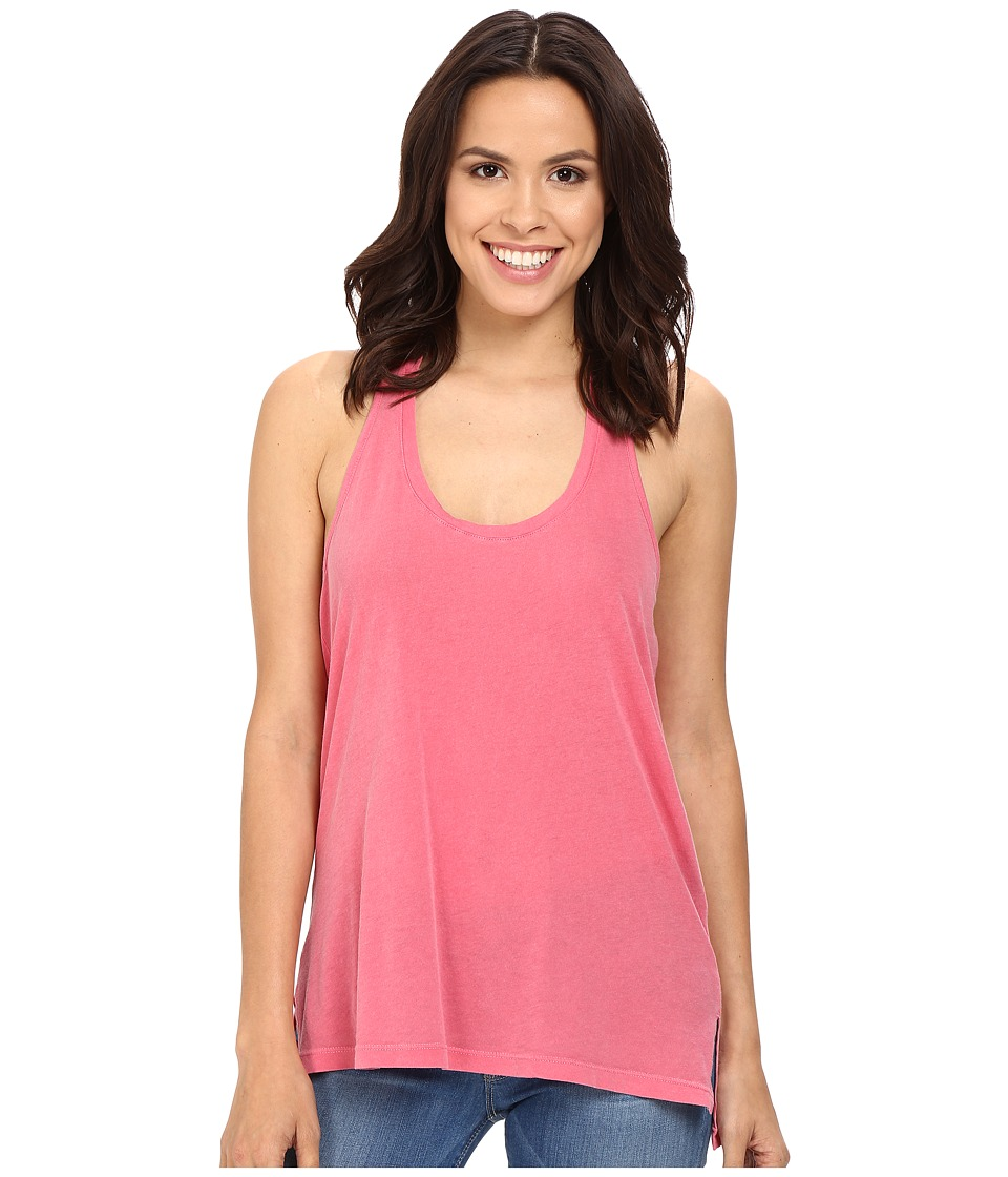 Splendid - Vintage Whisper Racer Tank Top (Vintage Wild Rose) Women's Sleeveless