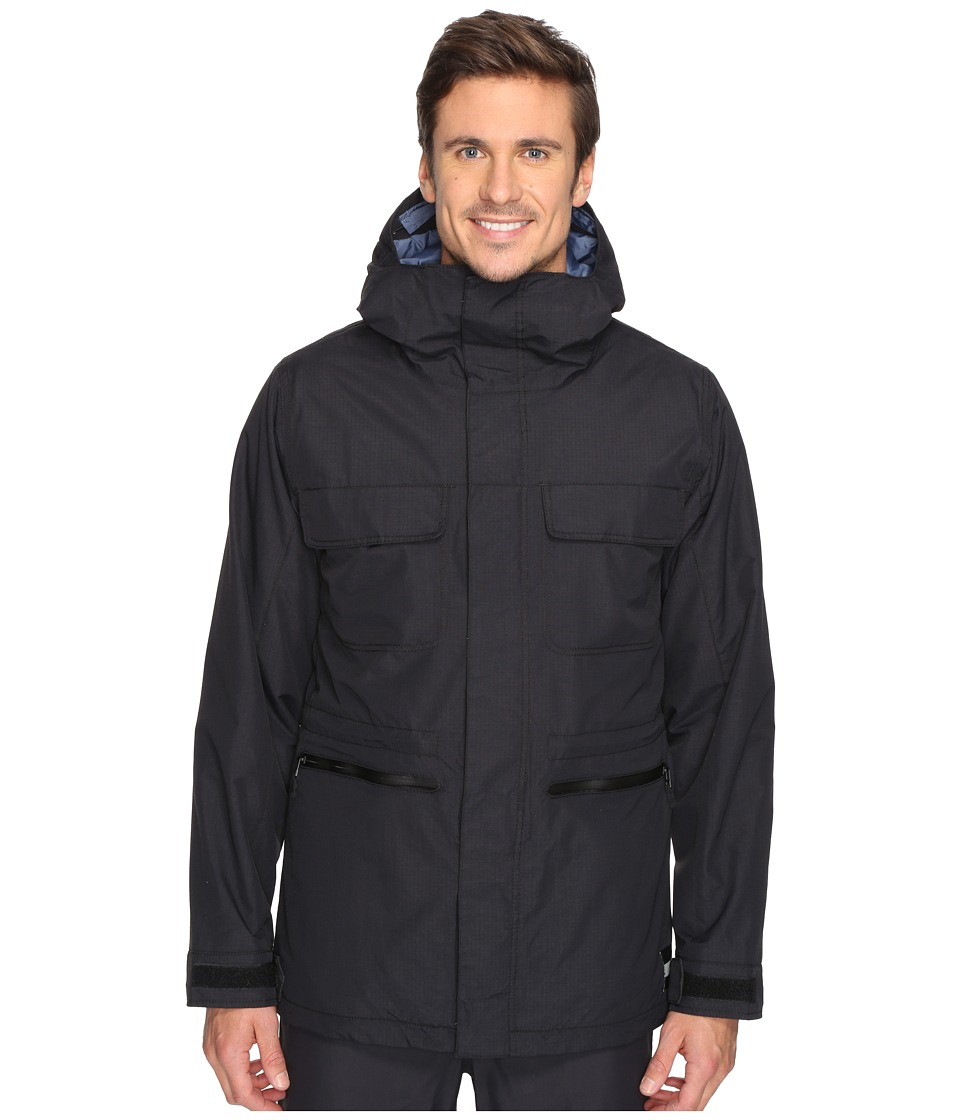 Burton - Encore Jacket (True Black 1) Men's Coat