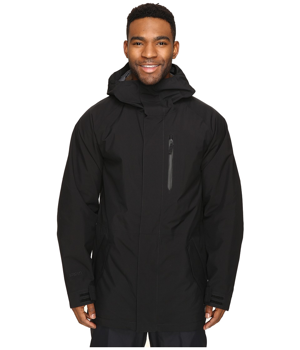 Burton - Radial Jacket (True Black 1) Men's Coat