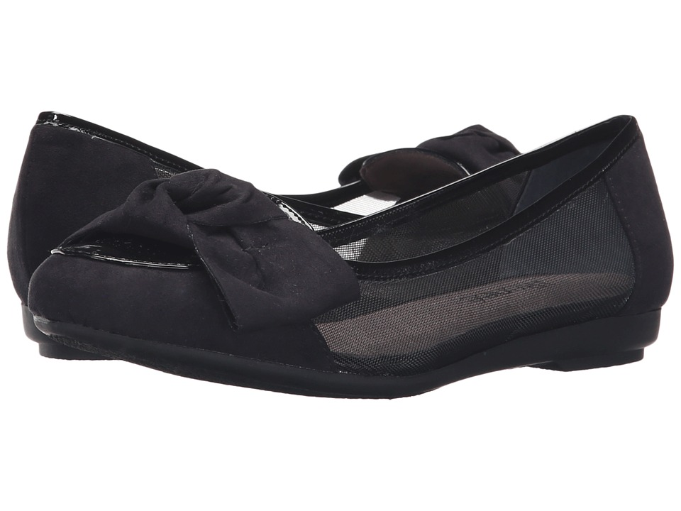 J. Renee - Bacton (Black/Black) Women's Shoes