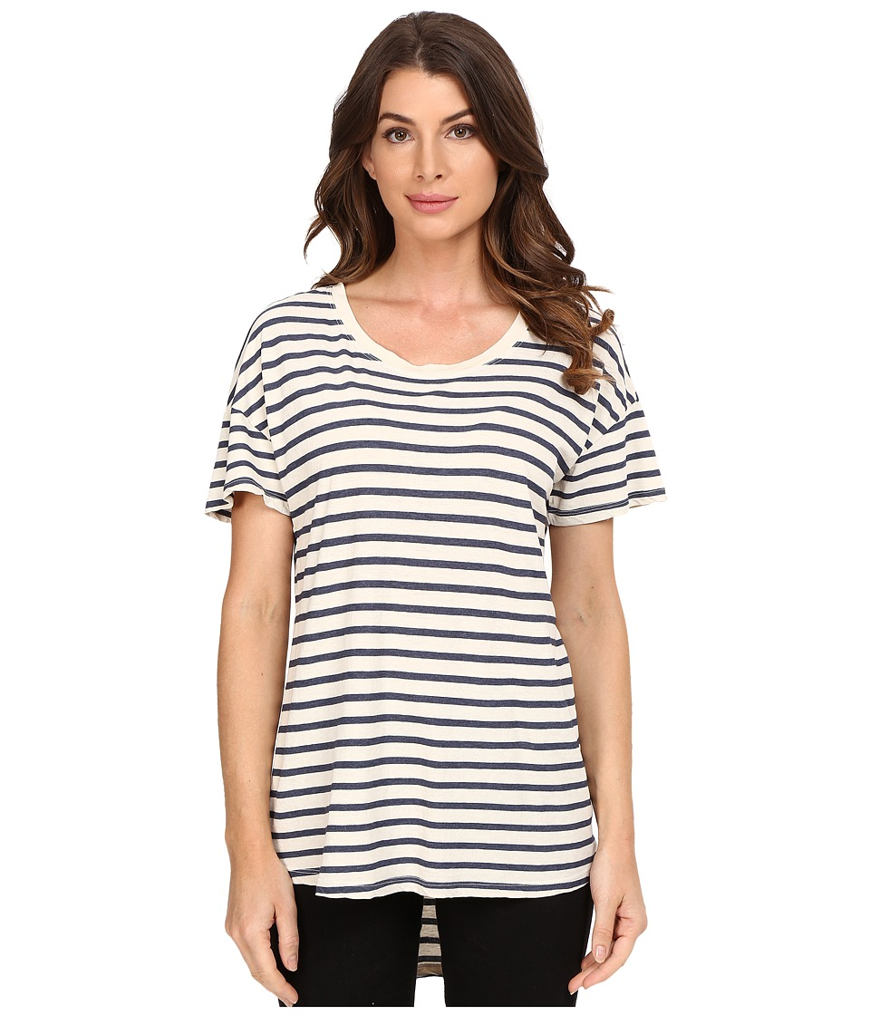 Splendid - Sequoia Tee (Paper) Women's T Shirt