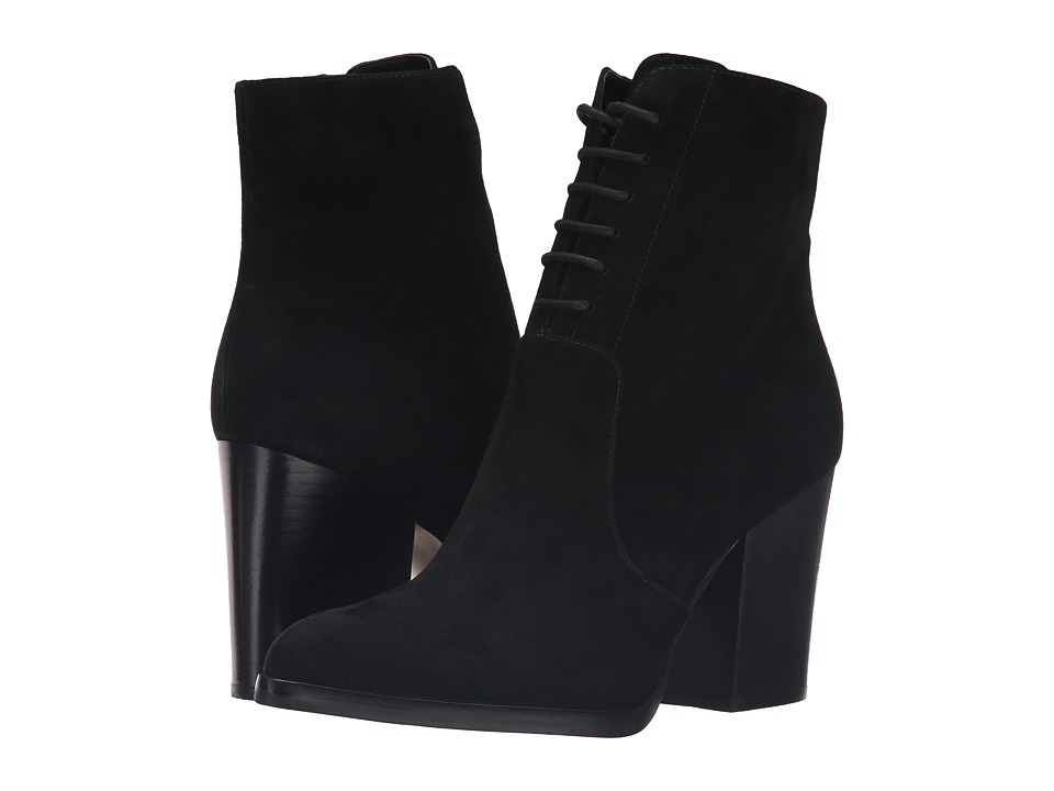 Marc Fisher LTD Aaliyah (Black Suede) Women