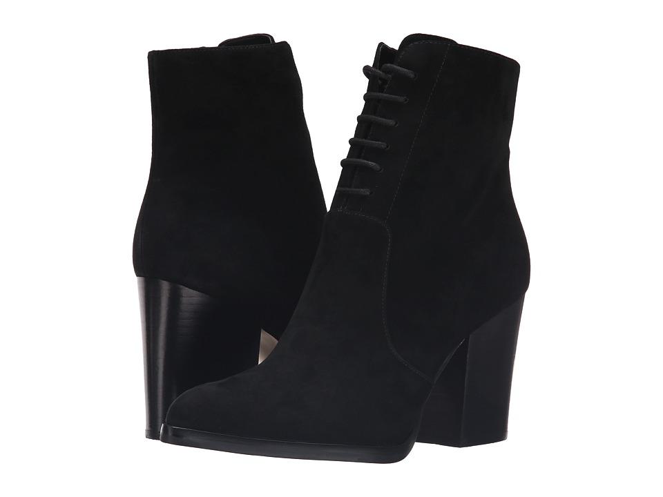 Marc Fisher LTD - Aaliyah (Black Suede) Women's Shoes