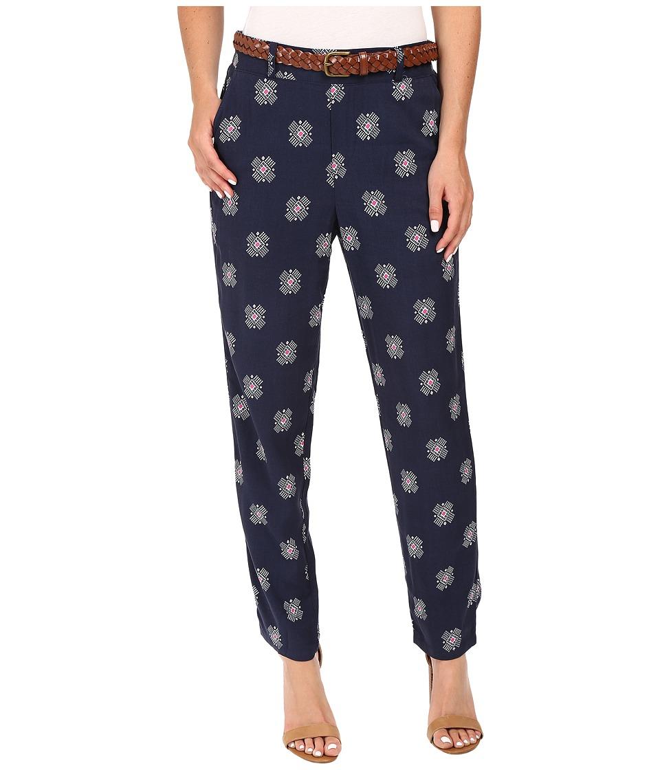 Splendid - Larkspur Conversational Pants (Navy) Women's Casual Pants