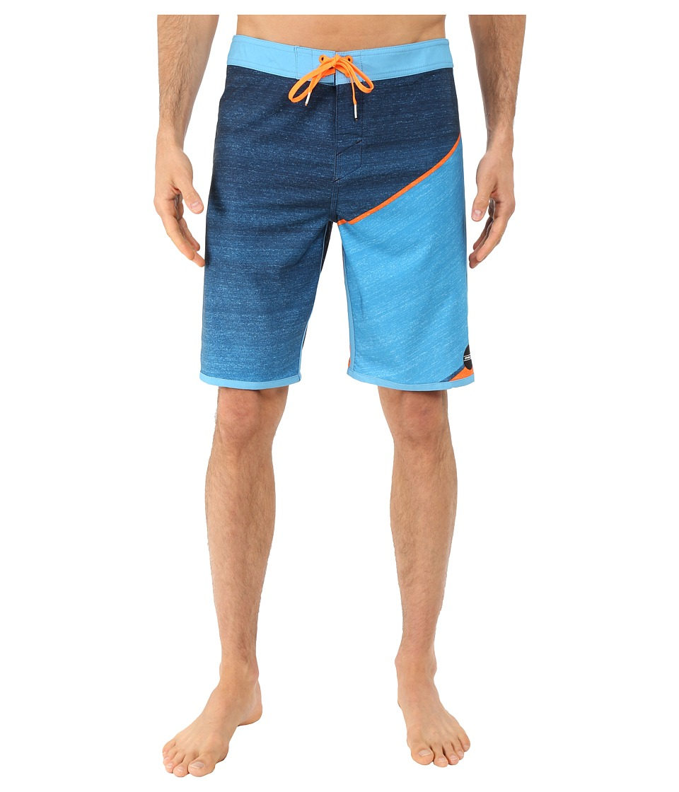 O'Neill - Hyperfreak Boardshorts (Sky Blue) Men's Swimwear