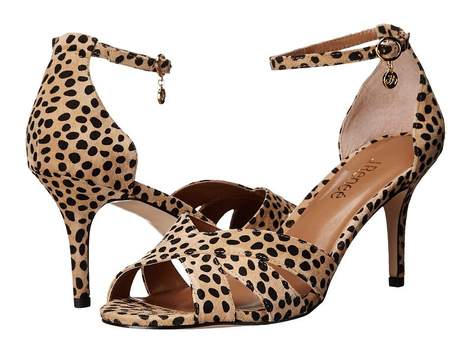 J. Renee - Hillrise (Black/Brown) Women's Shoes