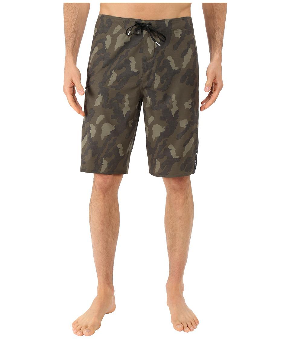 O'Neill - Superfreak Boardshorts (Camo) Men's Swimwear