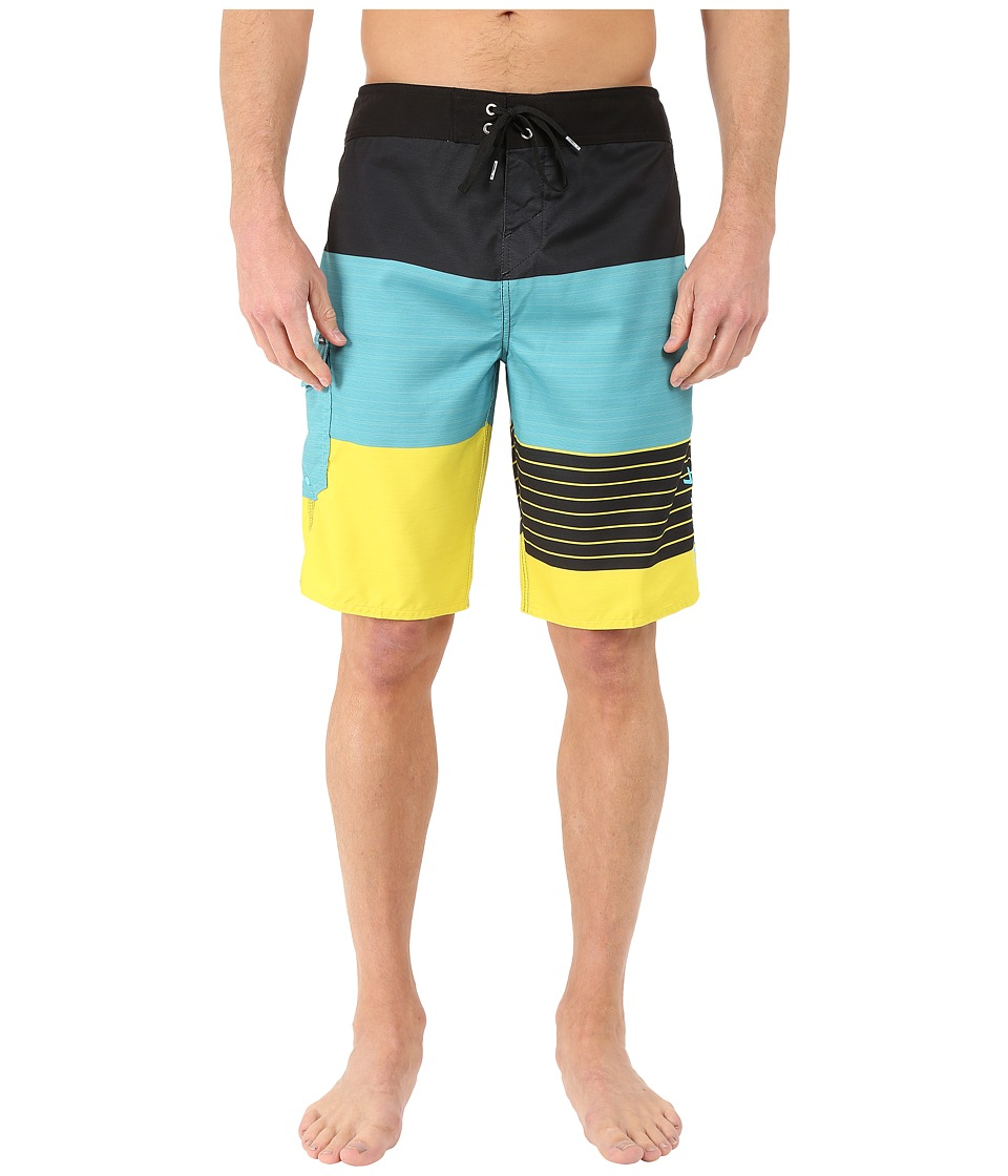 O'Neill - Lennox Boardshorts (Turquoise) Men's Swimwear
