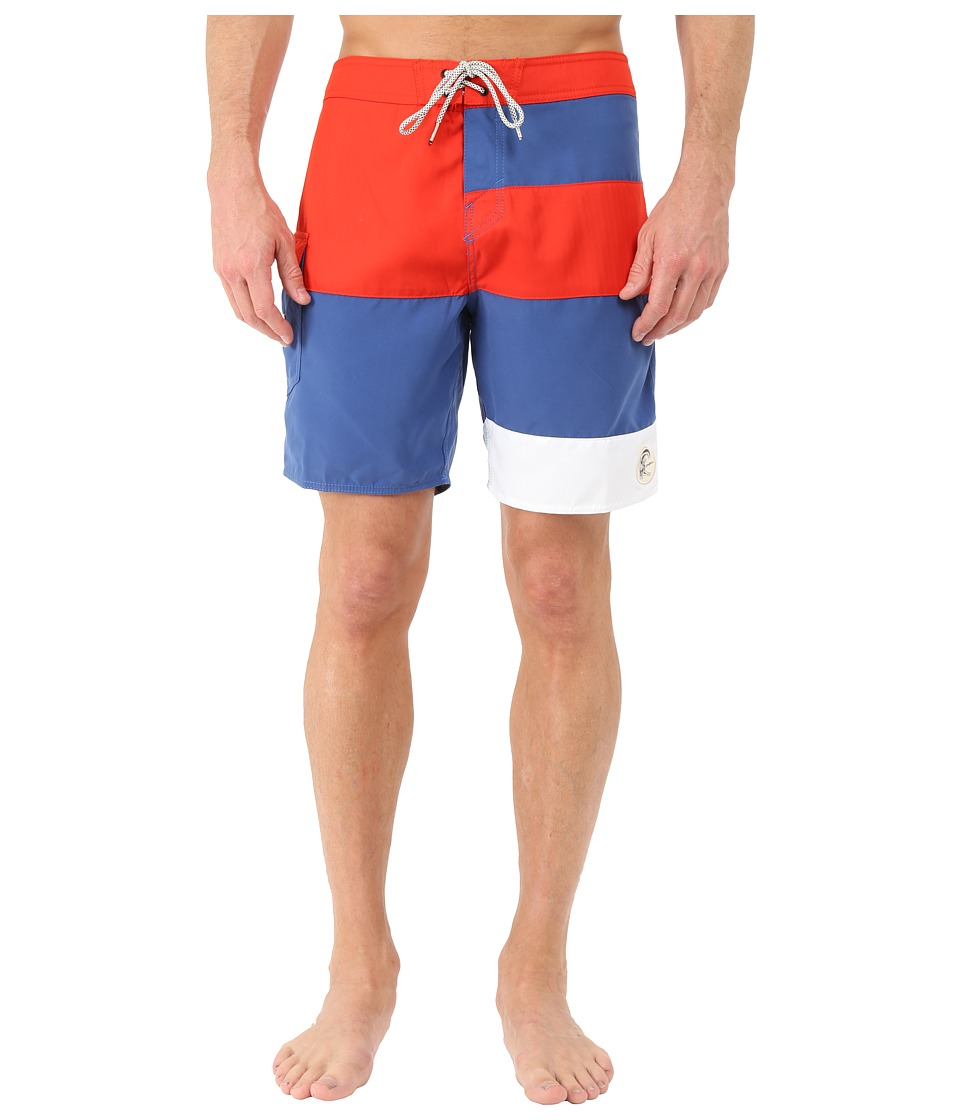 O'Neill - Strand Boardshorts (Red Copper) Men's Swimwear